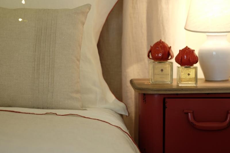 Lenzuola, copriletto, cuscini e altro per la camera da letto